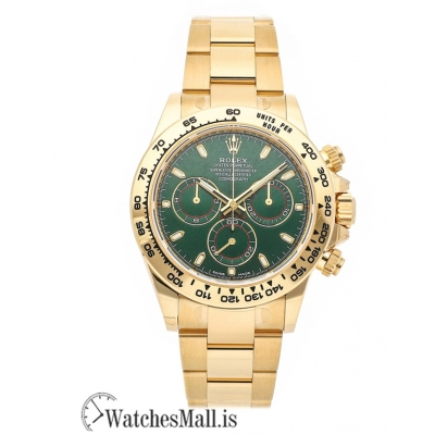Rolex Replica Daytona Green Dial 116508