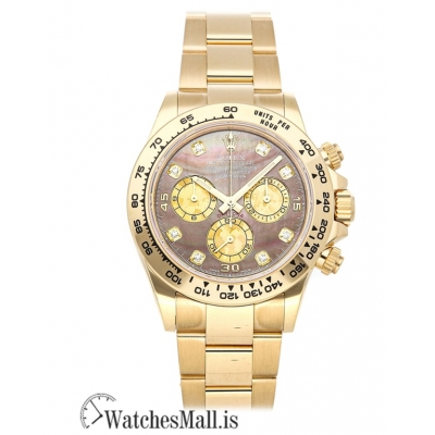 Rolex Replica Daytona Gold Case 40mm 116508