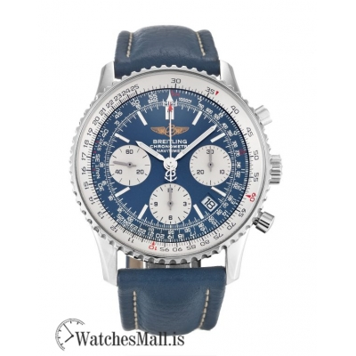 Breitling Navitimer Replica Quartz Blue Baton A23322 41.8MM