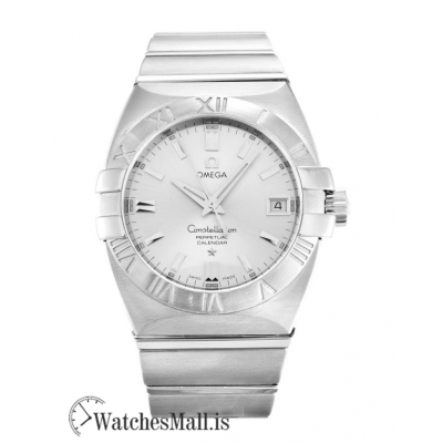 Omega Constellation Replica Chronometer Ladies 123.10.31.20.55.0 31MM