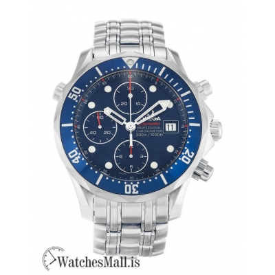 Omega Seamaster Replica Quartz Chrono Diver 2225.80.00 41.5MM