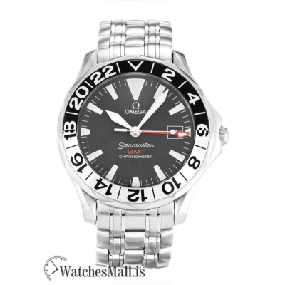 Omega Seamaster Replica Automatic GMT 2534.50.00 41MM