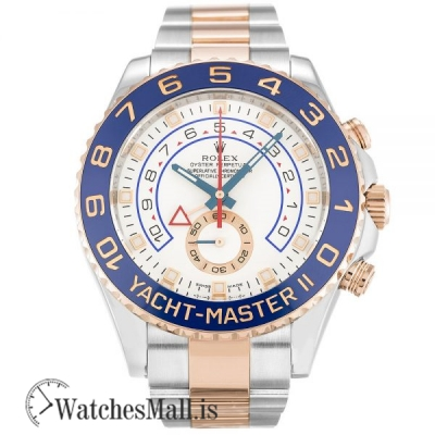 Rolex Yacht Master White 116681 Automatic 44MM