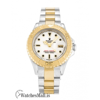 Rolex Yacht Master Replica  Steel & Yellow Gold 169623 29MM